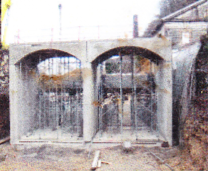 Centrale Hydrolique -Génie Civil- FRANCIOLI SAS